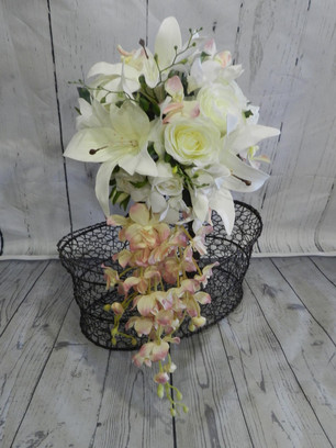 Buds n Roses - Silk Wedding fowers (28).