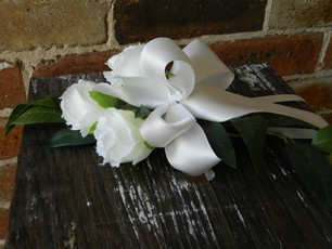 Buds n Roses - Silk Wedding fowers (10).