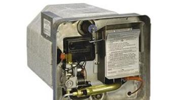 Suburban SW12DE 5247A Porcelain-Lined Steel Tank RV Water Heate