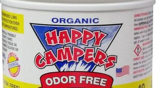 Happy Camper Rv sewer treatment!