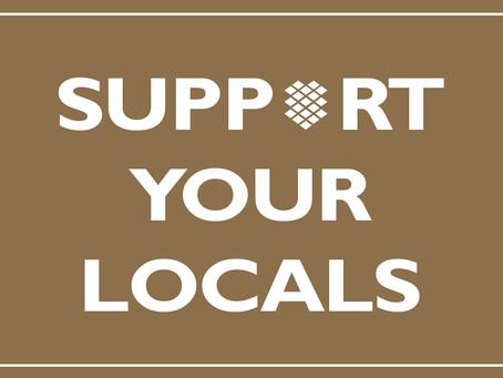 #supportyourlocals
