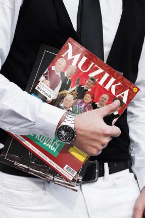 Izšla je majska številka revije Muzika!