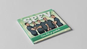 Bi želeli brezplačni album ansambla SPEV?