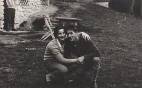 Hermina in Franc Šegovc - najstarejša ljubezen domače glasbe.