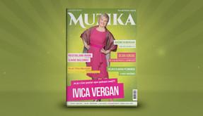 Aprilska revija Muzika pleše z Ivico Vergan!