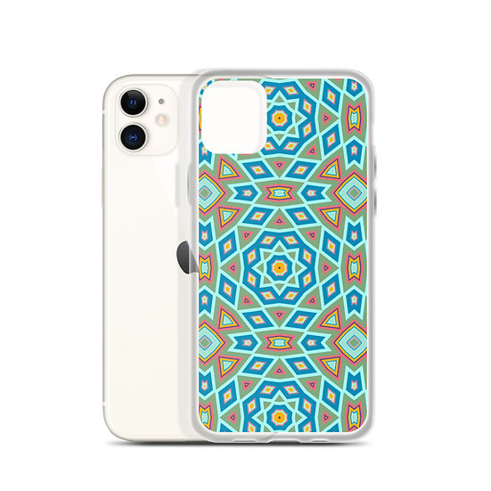iPhone Case Moroccan Four Star
