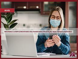 Nova  Lei lança medidas complementares importantes para empregados e empregadores na Pandemia