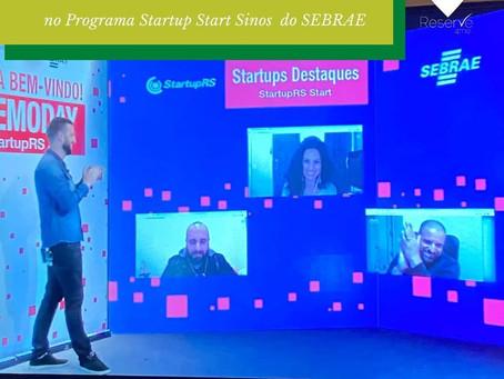 Reserve 4me vence como startup destaque do StartupRS,