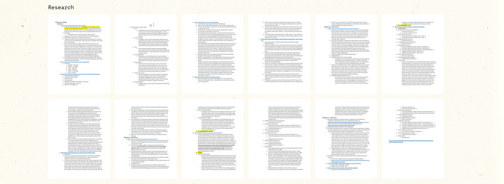 Research Summary Document
