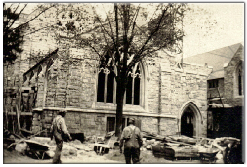 Building of the First United Methodist Church, Warren, PA