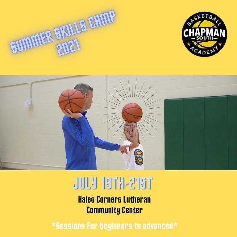 2021 Summer Skills Camp