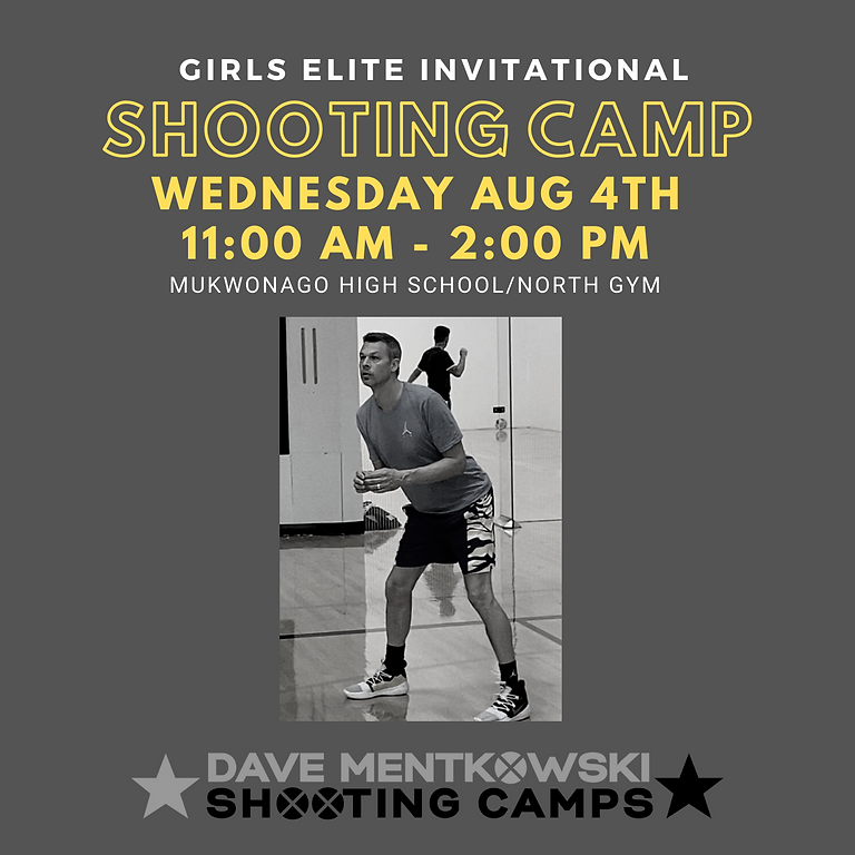 DMSC Girls Invitational Shooting Camp