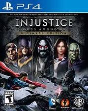 Injustice - Gods Among Us Ultimate Editi