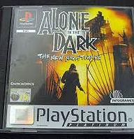 Alone in the Dark - The New Nightmare.jp