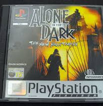 Alone in the Dark - The New Nightmare.jp
