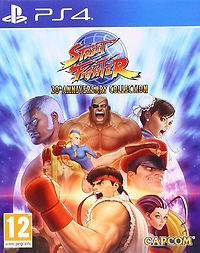 Street Fighter 30th Anniversary Collecti