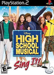 High School Musical - Sing It (no mic).j