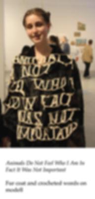 maya sunsten animals art textile artist