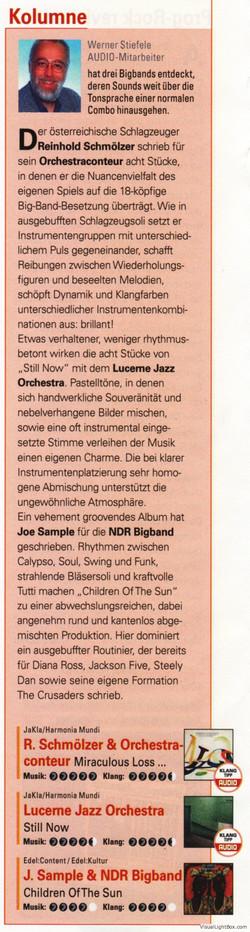 Audio Magazin 01/2013