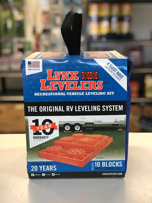 Lynx Levelers 10Packs