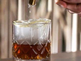 """The Monarch Bar takes flight in Kansas City with a double-smoked Cocktail"""