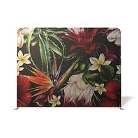 exotic-floral-backdrop-for-photo-booth-hire