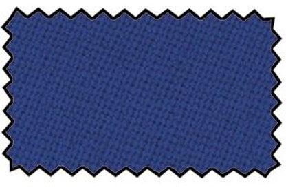 Pano de Bilhar Normal Azul 220 x 130