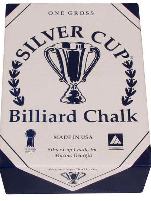 Caixa de Giz Silver Cup 12 un.
