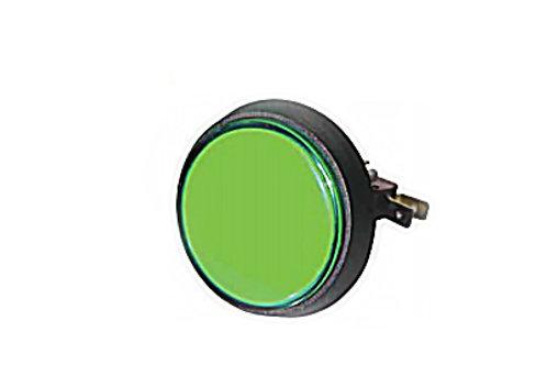 Botão Redondo Com Luz 60mm