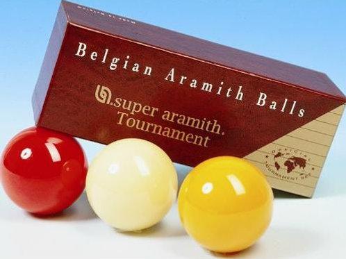 """Jogo de 3 Bolas Super Aramith """"Tournament"""""""