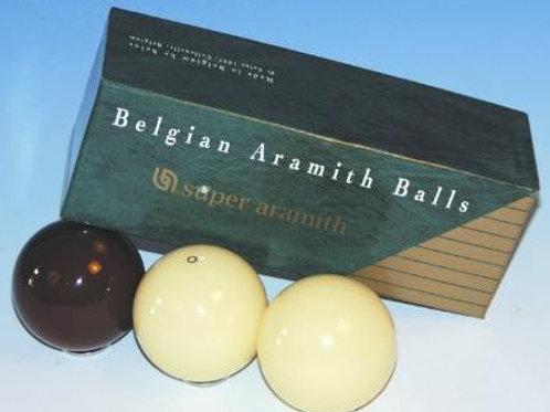 "Jogo 3 Bolas Super Aramith ""Traditionnel"""
