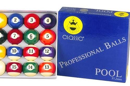 """Jogo de Bolas """"Dybior Classic""""6+74"""