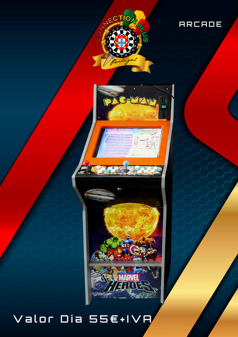 Catalogo Arcade