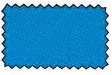 Pano de Bilhar Normal Azul Turquesa 220 x 130