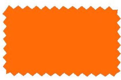 Pano de Bilhar Normal Cor de Laranja 220 x 130