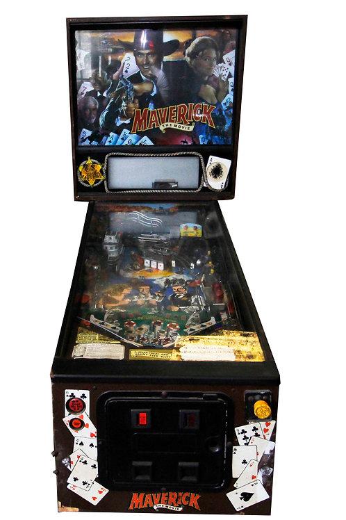 Maverick Flipper/Pinball (Sem display)