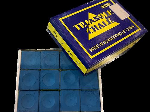 Caixa de Giz Triangle Chale 12 un.