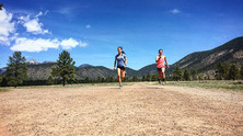Coach Jess Elevates her Training at  Altitude Camp