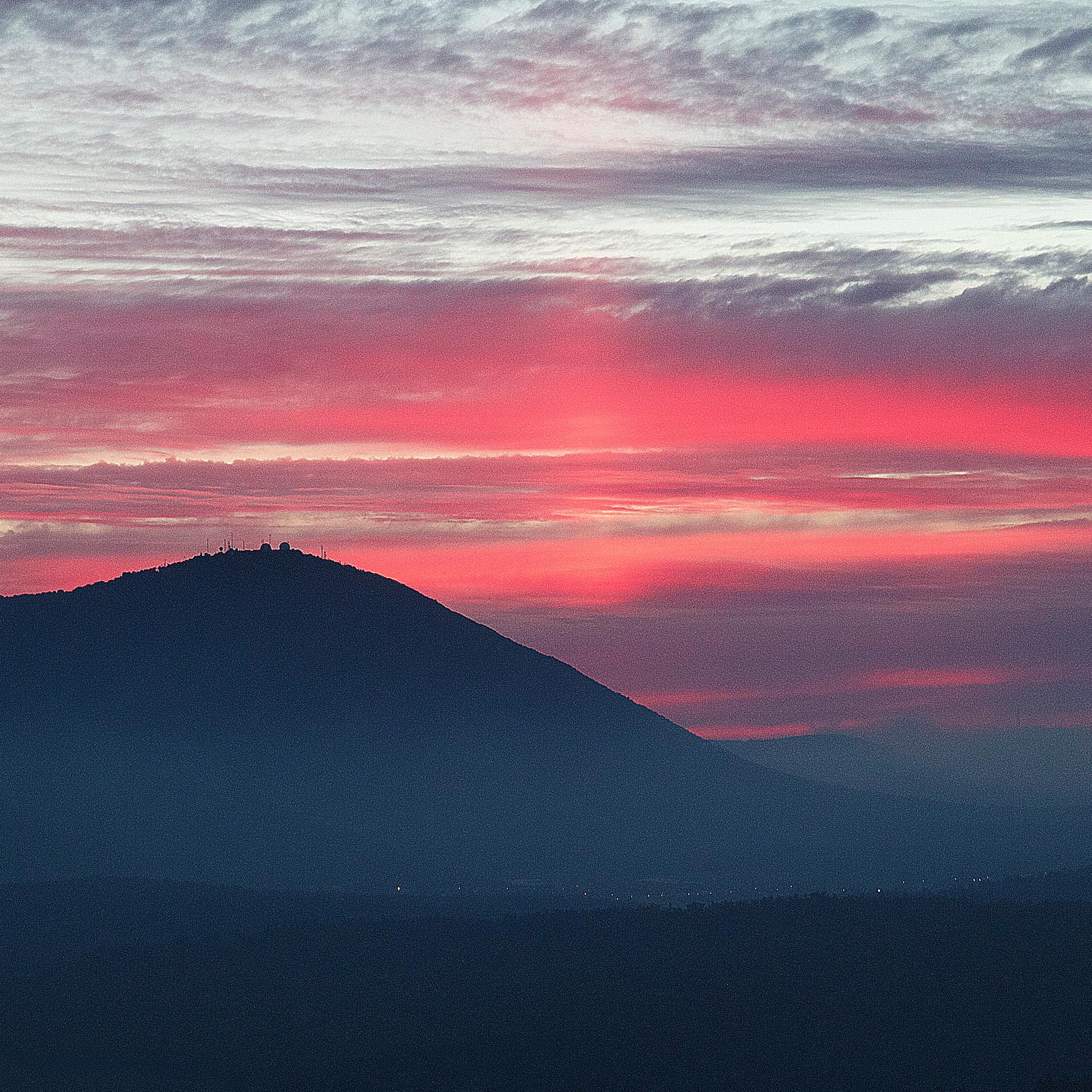Tzfat Photo Contest Sunset as Art.jpg