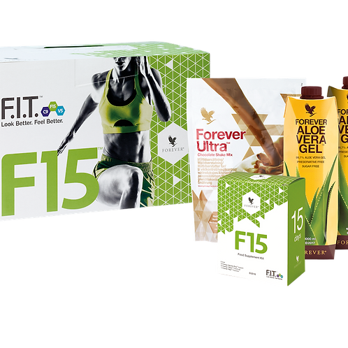 15-Tages Fitness- & Abnehm-Kur - F15 Chocolate
