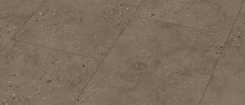 DB 600 S Terrazzo dunkel 6858