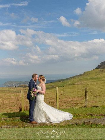 Becky and Gareth - Ballygally Castle