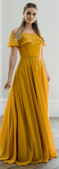 Bardot floaty bridesmaid dresses