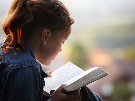 Scripture is Meant to Be Lived