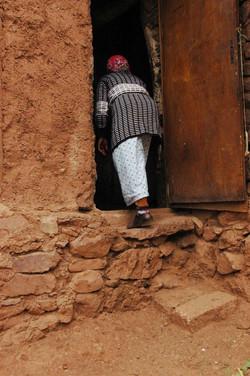 Une femme de Tidili, photographie, 2013