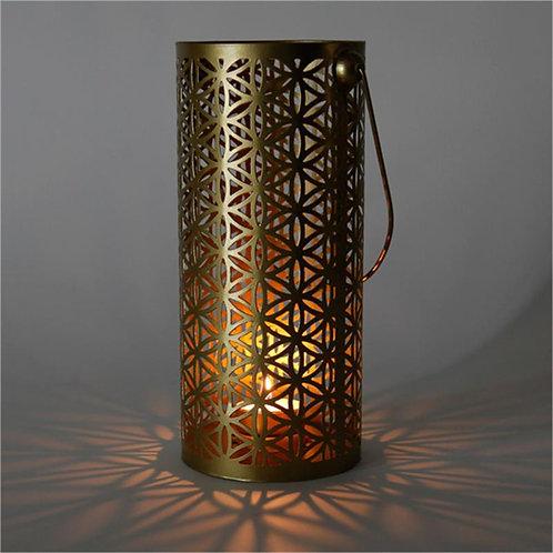 Sfeerlicht Bloem des Levens -- 23.5x10 cm