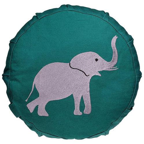 Meditatiekussen olifant voor kinderen - 25x10 cm