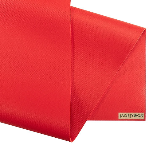 Jade Harmony Yoga Mat  (5mm) - Red