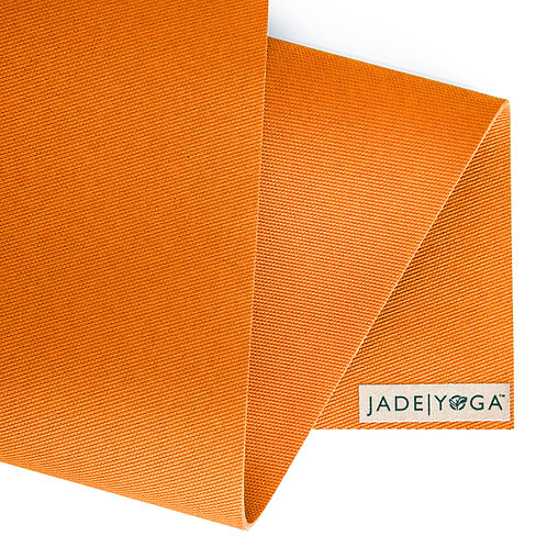 Jade Harmony Yoga Mat  (5mm) - Orange