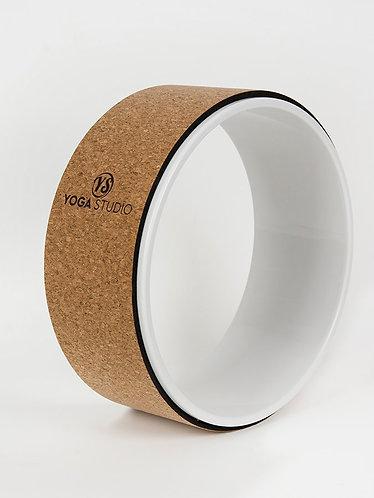 YS Yoga Wheel - kurk